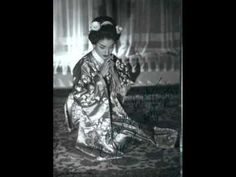 Maria Callas Death of Madama Butterfly - YouTube