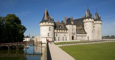 Chateau De Sully Sur Loire - Loiret - France