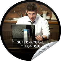 ORIGINALS BY ITALIA's #TheCW #Supernatural: #THINMAN