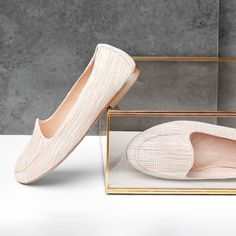 The perfect blush ballet! The HAZEN by HISPANITAS - Made in Spain - Now available at www.petersheppard.com.au