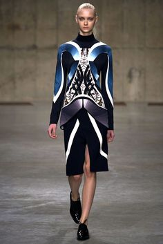 Peter Pilotto - Fall 2013 Ready-to-Wear