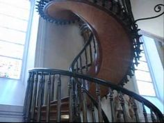 Inexplicable Stairs of the Loretto Chapel - Santa Fe