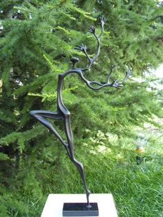 Figurative Bronze farie Sculpture - Google Search