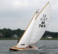 M 766 - 15qm Rennjolle