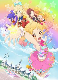 Anime-Saikou | Aikatsu Stars!