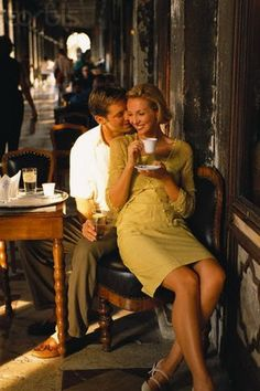 i am at a cafe having cappuchino with the most wonderful and attractive gentleman who truly loves me.Cafe style. our love and relationship is harmoniuos and life lasting.