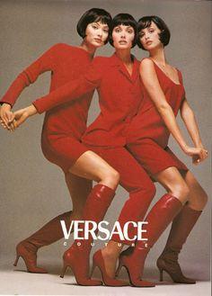 L'energia di Gianni Versace | La moda ieri e oggi