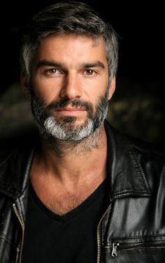 François Vincentelli, Handsome Salt and Peppered Man.