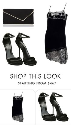 """Untitled #1529"" by fallen-angel-007 ❤ liked on Polyvore featuring Blumarine, Gucci and L.K.Bennett"