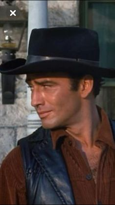James Drury The Virginian Hot Cowboys, Real Cowboys, Doug Mcclure, James Drury, The Virginian, Tv Westerns, Old Hollywood Stars, Western Movies, Wisteria