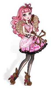 C.A. Cupid (Filha Adotiva de Eros o deus do Amor)