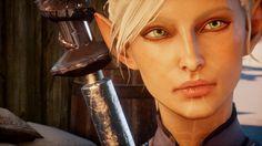 Inquisitor Lavellan by aeli-na