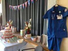 Made With A Buzz: My RN Graduation Party