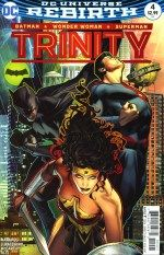 Mild Mannered Reviews  Trinity #4