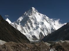 Image of a Snowy K2 - Learn All About K2