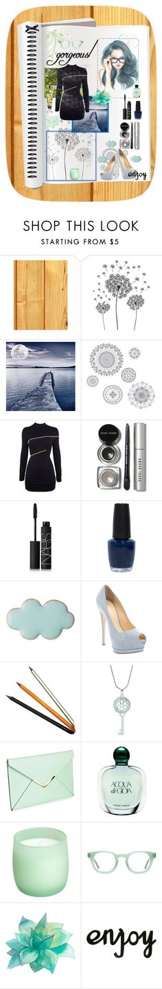 """""""Stylist!"""" by clariworld ❤ liked on Polyvore featuring мода, jcp, Universal Lighting and Decor, WallPops, Agent Provocateur, Bobbi Brown Cosmetics, NARS Cosmetics, OPI, Giuseppe Zanotti и Jac Zagoory Designs"""