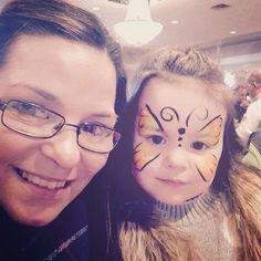 Princess Murphette and Mommy! Carnival, Princess, Crystals, Face, Instagram Posts, Painting, Carnivals, Paintings, The Face