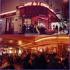 Café 2 molinos, Paris