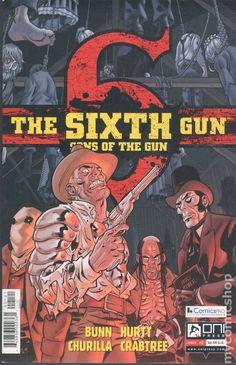 Sixth Gun Sons of the Gun (2013 Oni) 1COMICSPRO
