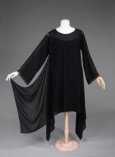 Evening dress  Lucien Lelong 1927-1929