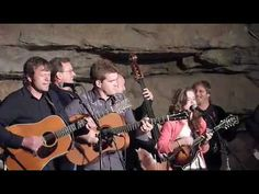 The Boxcars and Sierra Hull & Highway 111 perform a Bobby Osborne Classic  at Cumberland Caverns at Bluegrass Underground on August 21, 2010