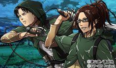 "Crunchyroll - Levi and Eren Star in Latest ""Attack on Titan ..."