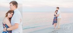 Sunrise Englewood Beach Engagement Session  annie agarwal photography | Tampa Photographer