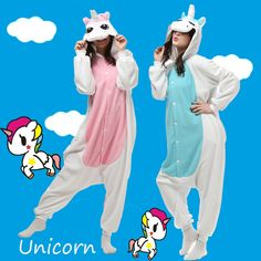 3c6f0f43d5 ... Shipping Cosplay Pajamas Blue Pink Unicorn Animal Onesie Men Women  Costume Adult Party Unisex from Reliable unisex men women suppliers on  COYOUNG Store