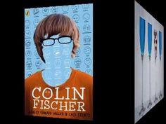 Colin Fischer book trailer