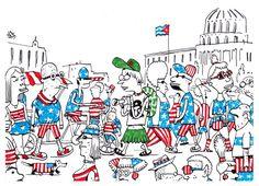 ¡Qué maravilla! Viñeta de Alen Lauzán en Diario de #Cuba