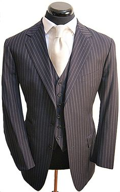 antoinesconsignment: Polo RalphLauren three-piece suit @ Antoine's Consignment http://www.antoinesconsignment.com/home.html