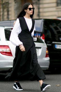dc7be63bd3 On The Last Day Of Paris Fashion Week