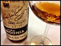 El Alma del Vino.: Bodegas López de Heredia Viña Tondonia Cosecha de 1942.
