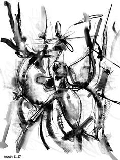 Digital art - Abstract art - 5400 x 7200 px - 11/17