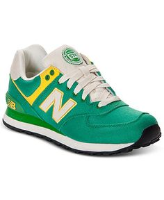 New Balance Women's Shoes, 574 Sneakers - Sneakers - Shoes - Macy's