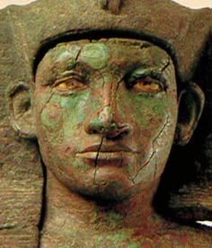 Amenemhet-III A rather nice looking man....