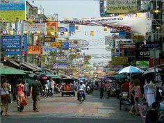 The bestest street food I ever did taste, Koh San Road, Bangkok