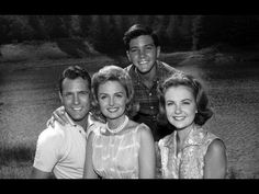 """""""The Donna Reed Show"""" (1958-1966) Opening Credits (how the song changed over the years) - YouTube"""