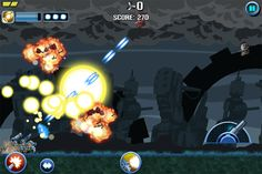 Scrap Tank – Endless Runner Bercampur Shooter, Coming Soon! Screenshot 3 : http://goo.gl/rvSqIo