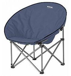 Vango Lunar Padded Camping Chair - Smoke: Amazon.co.uk: Sports & Outdoors