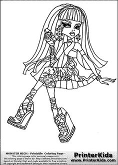 2093 Best 2 Color Monster High Images On Pinterest