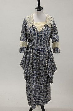 Dress 1914-1918 Kerry Taylor Auctions