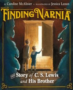 Finding Narnia is Caroline McAlister and Jessica Lanan's captivating picture book biography of two brothers, Jack and Warnie Lewis, whose rich imaginations led to the creation of the magical world of Narnia.