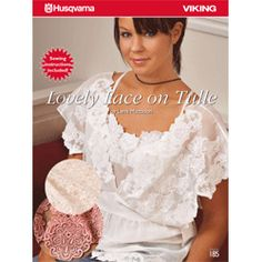 Lovely Lace on Tulle $89.00