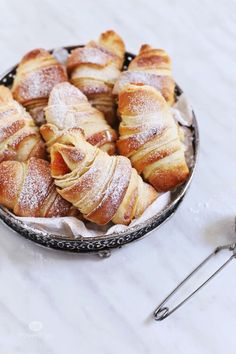 marmalade croissants
