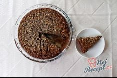 Makovec ve zdravé verzi   NejRecept.cz Tiramisu, Cereal, Breakfast, Ethnic Recipes, Ale, Food, Internet, Inspiration, Oatmeal Cake