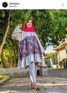 Abaya Fashion, Fashion Outfits, Womens Fashion, Dress Sewing Tutorials, Mode Abaya, Iranian Women Fashion, Chiffon Dress Long, Travel Wardrobe, Food Videos