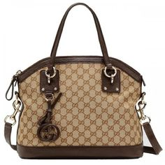 Gucci Charm Medium Top Handle Beige-Brown 247249 Sale Gucci Bags Outlet,  Cheap Gucci ad8c78a5d9
