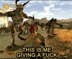 #fallout #deathclaw