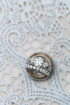Engagement ring: http://www.stylemepretty.com/south-carolina-weddings/charleston/2014/10/07/elegant-ballroom-wedding-in-charleston/ | Photography: Marni Rothschild - http://www.marnipictures.com/